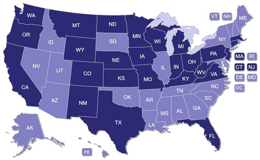 AEPA Member States New